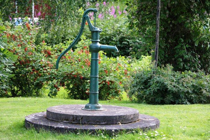 Ejendomme med egen drikkevandsforsyning