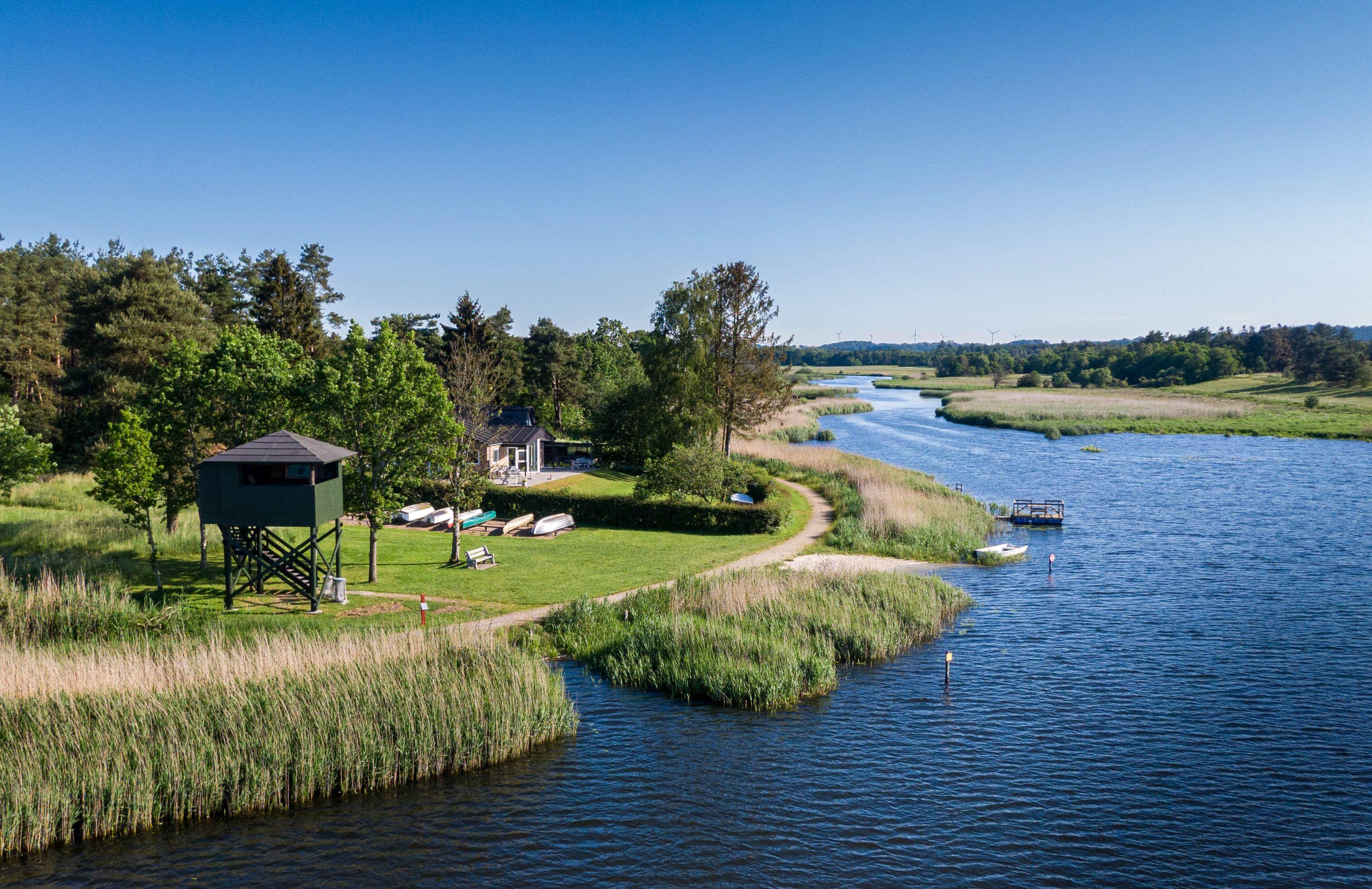 Forslag Til Ture Pa Traekstien Silkeborg Kommune