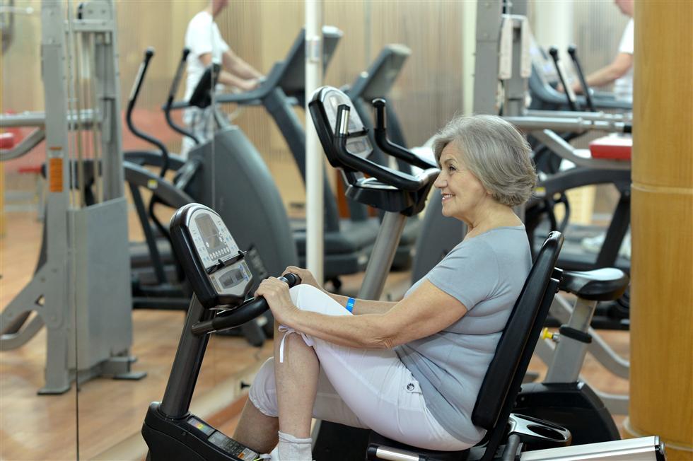 Træning uden hospitalskontakt - ved sygdom eller svækkelse