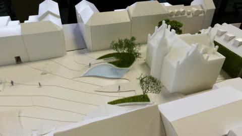 f17cdb834b21 B O og Pladeshoppens kaffebar vil skabe liv i Silkeborgs gamle raadhus