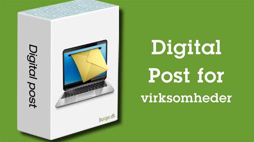 hvad er digital post